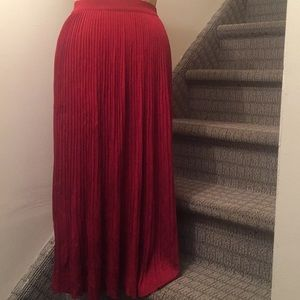 Exclusively Misook Maxi Skirt
